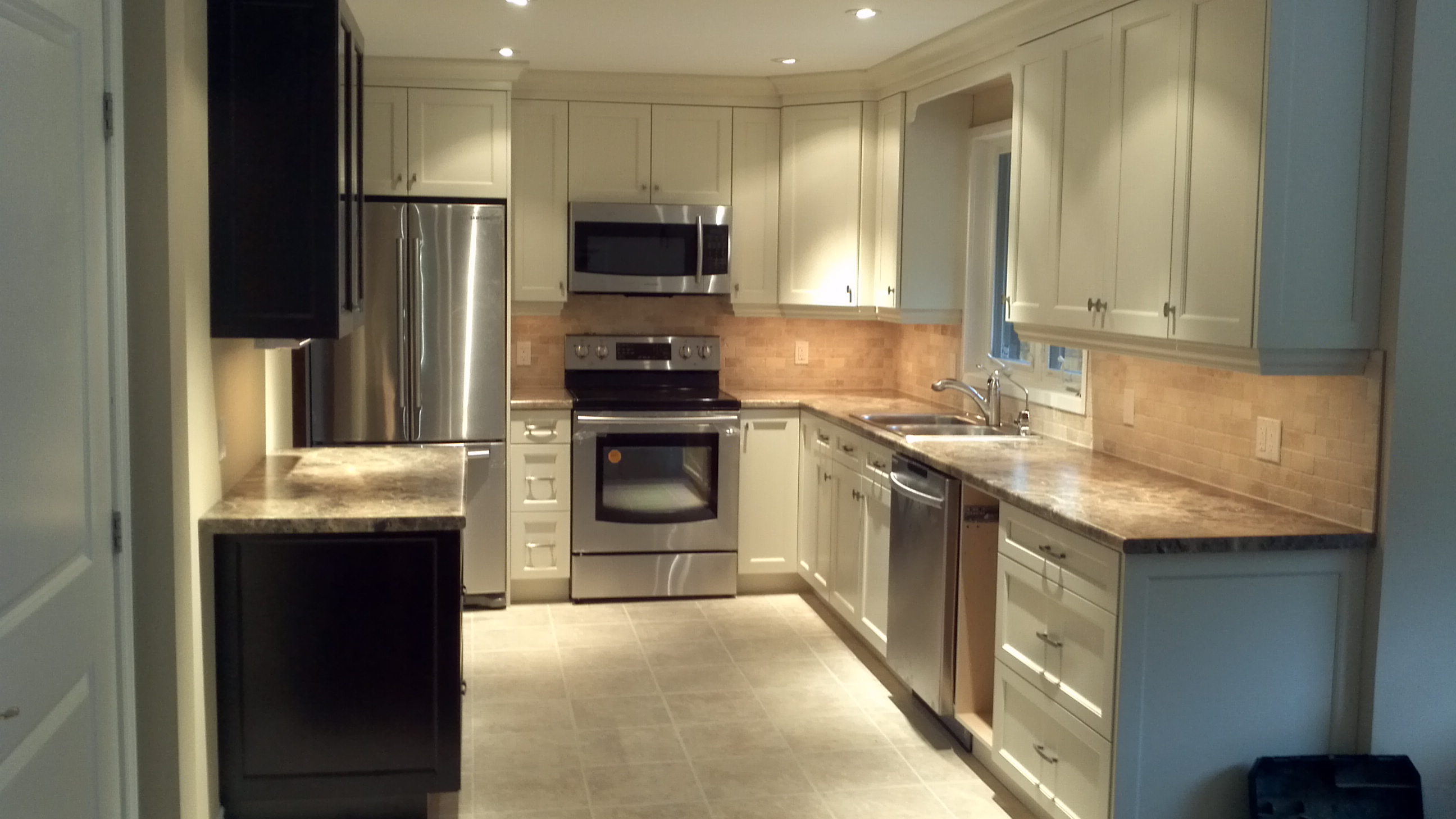 Pot lights for kitchen -  Marvelous Pot Lights For Kitchen Here Are Some Example Of Recent Kitchens We Have Helped Contractors